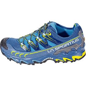 La Sportiva Ultra Raptor Zapatillas running Hombre, blue/sulphur